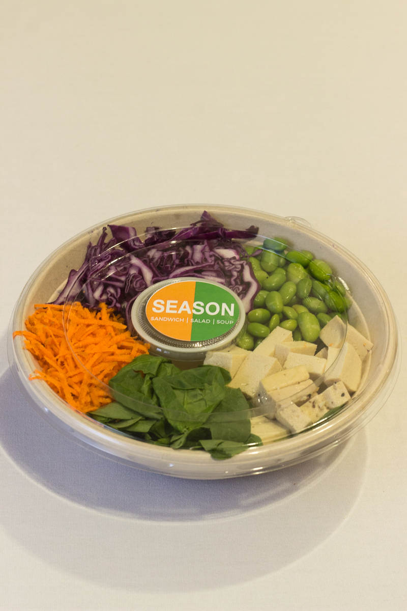 Buddha bowl from Season