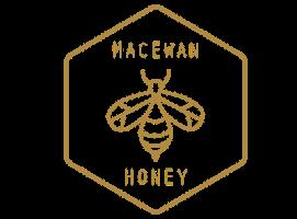 MacEwan Honey Logo